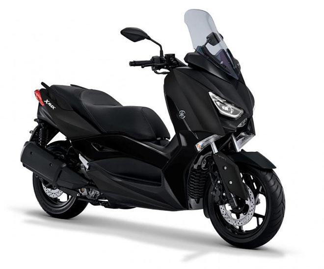 "Honda chuẩn bị tung Forza 350: Yamaha XMAX 300 ""sống trong lo sợ"" - 1"