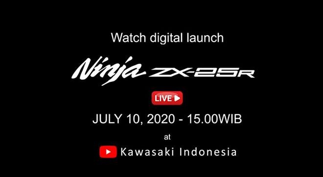 Kawasaki ấn định ngày ra mắt Ninja ZX-25R: Honda CBR250RR có hốt hoảng? - 1