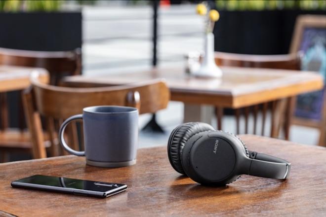 Sony công bố tai nghe không dây chống ồn WH-CH710N, pin 35 giờ - 1