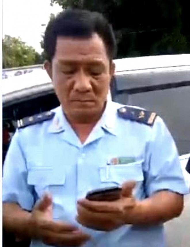 Tạm đình chỉ công tác Phó Chi cục trưởng Hải quan Hoàng Diệu gây tai nạn rồi bỏ chạy - 1