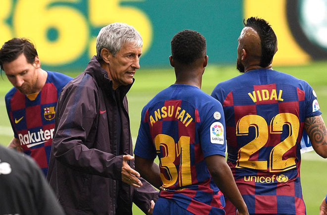 """Barcelona chiều lòng Messi: Rình rập chờ """"cuỗm"""" Pep, Man City khó cản - 1"""