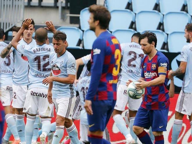 """Barca """"tự bắn vào chân"""", Real sáng cửa soán ngôi vô địch La Liga ra sao? - 1"""