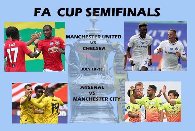"""MU, Chelsea, Arsenal vào bán kết FA Cup: Ăn cúp hay đua top 4 """"ngon"""" hơn? - 1"""