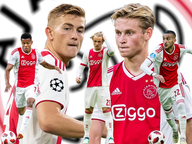 """Sếp lớn Ajax báo tin vui cho MU: Bao giờ đón """"Bom tấn"""" Van de Beek? - 1"""