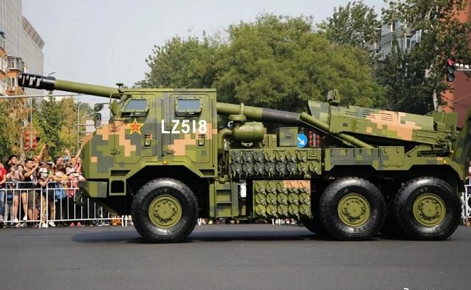 Soi vũ khí chiến đấu chủ lực của Trung Quốc ở biên giới tranh chấp với Ấn Độ - 1