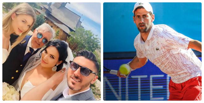 Tennis 24/7: Huyền thoại tennis lấy 5 vợ đòi phạt nặng Djokovic - 1