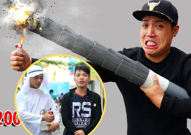 """YouTuber bị """"ném đá"""" nhiều nhất Việt Nam tung một cú lừa sau thông báo giải nghệ - 1"""