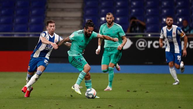 Video highlight trận Espanyol - Real Madrid: Người hùng bất ngờ, hiệu quả tối đa - 1