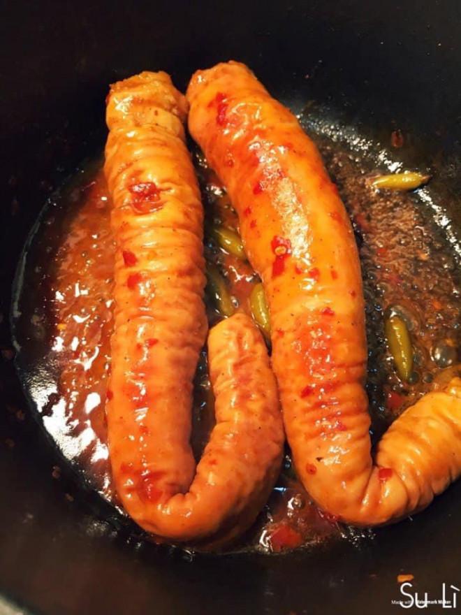 Khấu đuôi om nước dừa, món ngon lạ miệng, đưa cơm - 2
