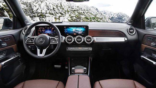 8. Mercedes-Benz GLB