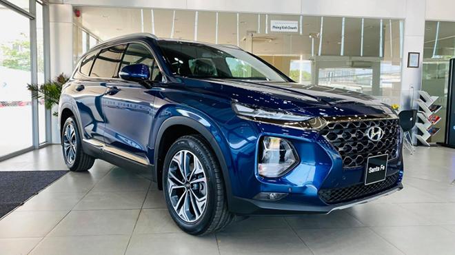 """Đại lý """"dọn kho"""" Hyundai Santa Fe, giảm giá tới hơn 80 triệu đồng - 4"""