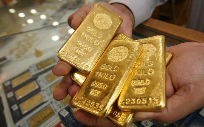 Giá vàng hôm nay 15/4: Chịu áp lực lớn từ đồng Bitcoin, vàng lao dốc - 1