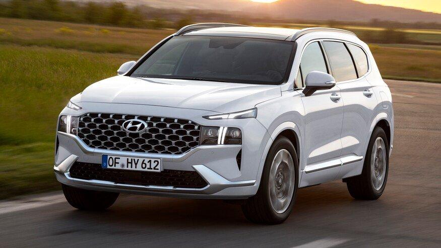 Hyundai SantaFe 2021 Facelift: Nâng tầm trải nghiệm với hàng loạt công nghệ tiên tiến - 1