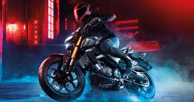 Yamaha sắp trình làng MT-15 phiên bản ABS - 1