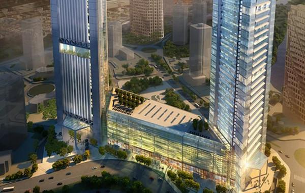 Ngân hàng VietinBank rao bán siêu dự án trụ sở hơn 10.000 tỷ đồng - 1