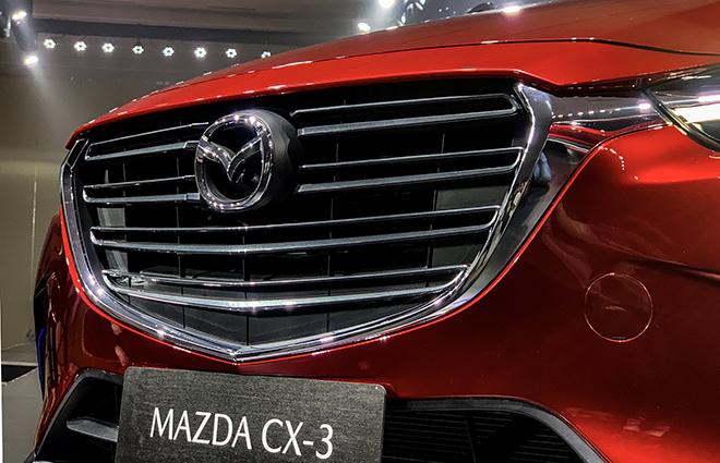 Mazda CX-3 có giá bán 629 triệu đồng, liệu của đủ sức cạnh tranh với các đối thủ - 6