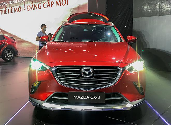 Mazda CX-3 có giá bán 629 triệu đồng, liệu của đủ sức cạnh tranh với các đối thủ - 4