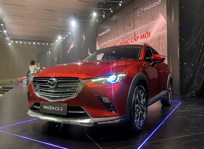 Mazda CX-3 có giá bán 629 triệu đồng, liệu của đủ sức cạnh tranh với các đối thủ - 1