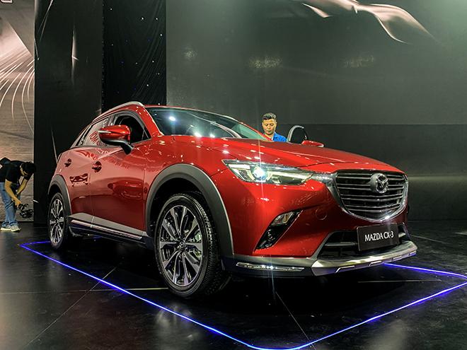 Mazda CX-3 có giá bán 629 triệu đồng, liệu của đủ sức cạnh tranh với các đối thủ - 3