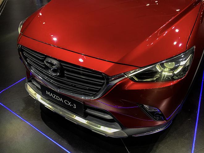Mazda CX-3 có giá bán 629 triệu đồng, liệu của đủ sức cạnh tranh với các đối thủ - 5