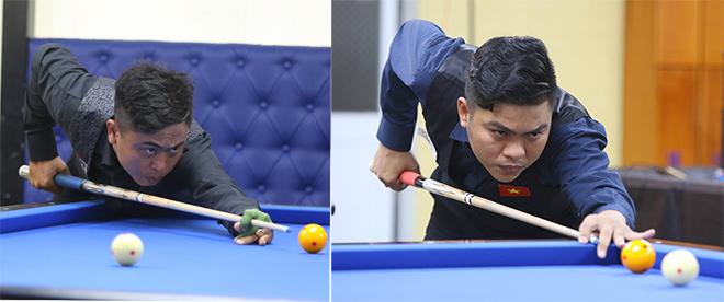 Vietnamese billiard shock: