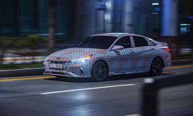 Hyundai Elantra N sẽ sớm ra mắt trong năm nay - 6