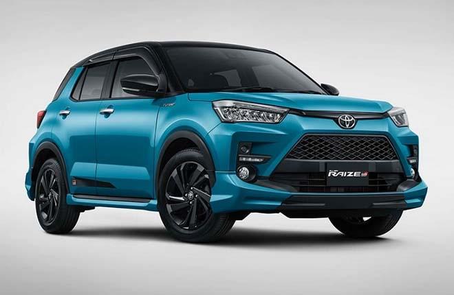 Toyota Raize ra mắt, giá từ 353 triệu đồng - 4