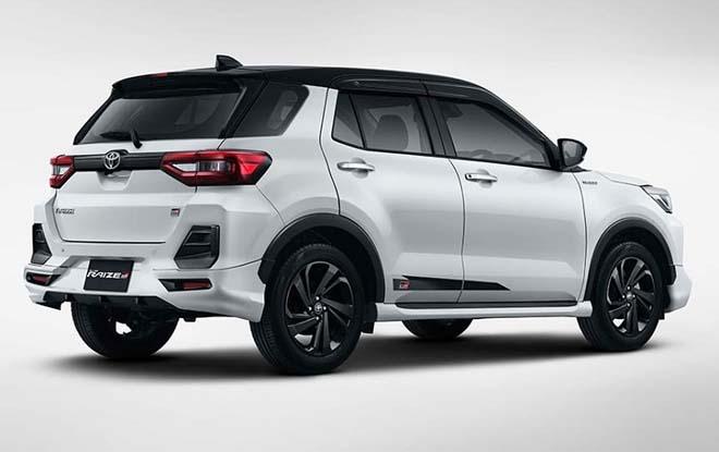 Toyota Raize ra mắt, giá từ 353 triệu đồng - 7