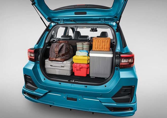 Toyota Raize ra mắt, giá từ 353 triệu đồng - 6