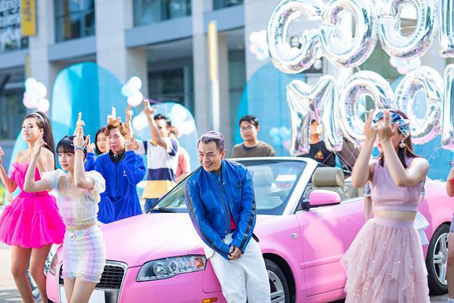 "Binz ra mắt MV dựa trên câu nói ""gây bão"" ở Rap Việt - 1"
