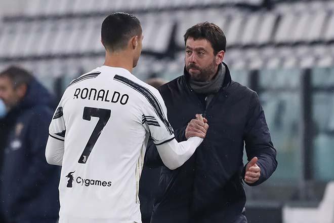 LĐBĐ Italia tuyên bố đuổi Juventus khỏi Serie A nếu không rời bỏ Super League - 1