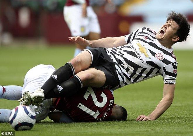 MU gặp họa: Maguire nguy cơ nghỉ đại chiến Liverpool, chung kết Europa League - 1