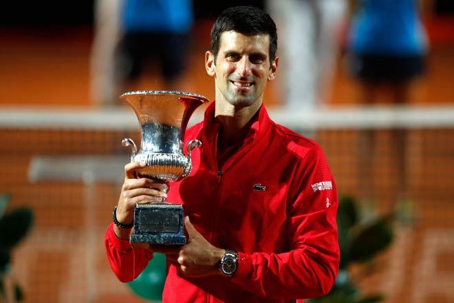 Rome Masters Final: Djokovic - Nadal battle,
