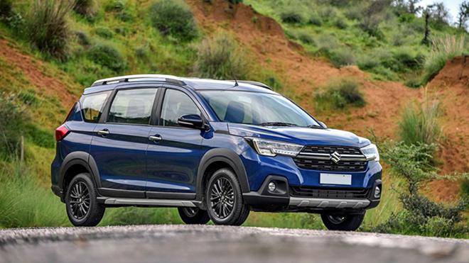 Giá xe Suzuki XL7 lăn bánh tháng 5/2021 - 1