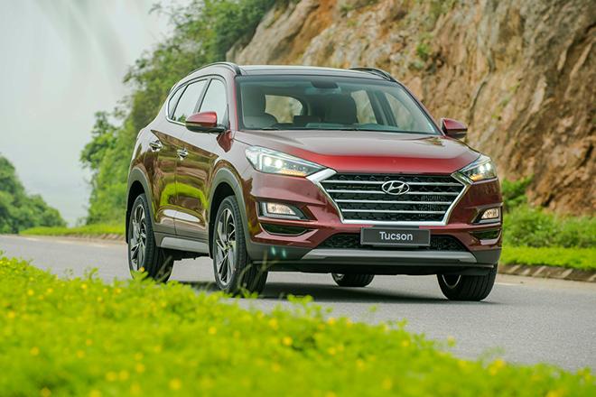 Hyundai Việt Nam triệu hồi gần 23.600 xe Tucson do lỗi phanh ABS - 3
