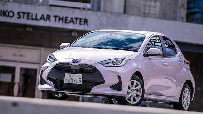 1. Toyota Yaris (doanh số: 19.974 chiếc)