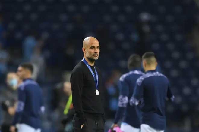 Man City chi 1 tỷ bảng vẫn hụt Cúp C1: Cựu SAO MU hả hê, em trai Aguero mắng Pep Guardiola - 1