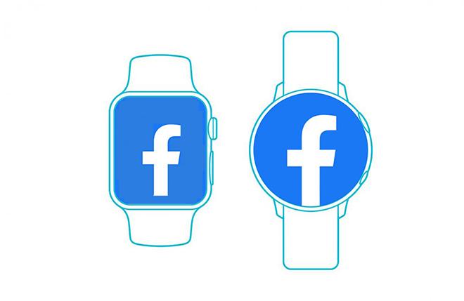 "Sắp có đồng hồ Facebook Watch, ""đối đầu"" Apple Watch - 1"