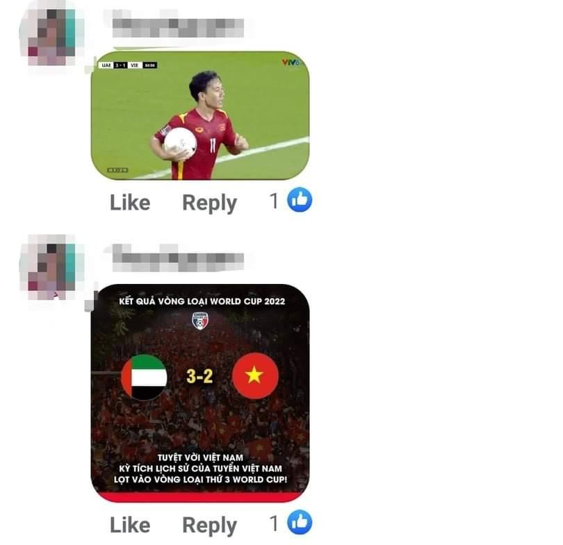 Vietnam Tel twice shook the UAE net: The online community sobbed to sleep - 6