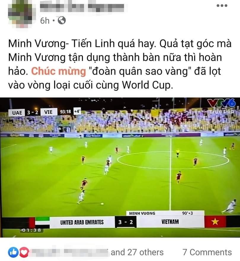 Vietnam Tel twice shook the UAE net: The online community sobbed to sleep - 11