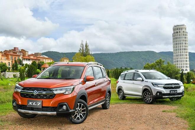 Giá xe Suzuki XL7 lăn bánh tháng 6/2021 - 1