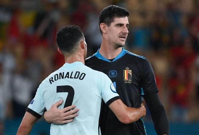 Tin nóng EURO tối 28/6: Ronaldo thừa nhận thua ĐTBỉ do đen đủi - 1