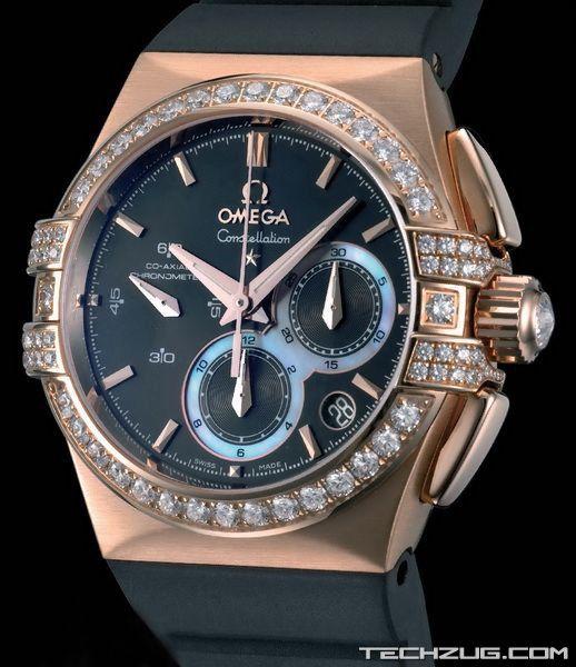 Ngắm đồng hồ kim cương độc nhất thế giới! (P1) - 5