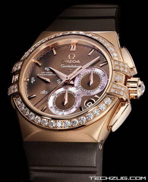 Ngắm đồng hồ kim cương đắt giá nhất thế giới (Phần 2) - 6
