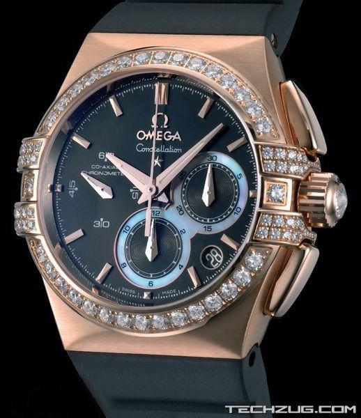 Ngắm đồng hồ kim cương đắt giá nhất thế giới (Phần 2) - 14
