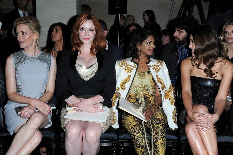 Xa xỉ như nàng công chúa Versace - 1