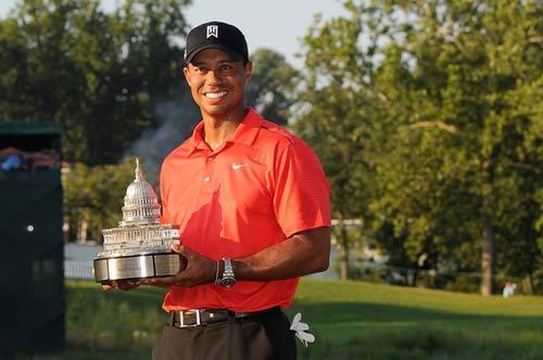 Tiger Woods vô địch AT&T National: Vun đắp niềm tin - 1