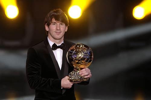 Quả bóng vàng FIFA 2012: Messi vẫn là số 1? - 1