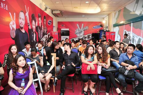 The Voice đã sẵn sàng ra mắt khán giả Việt - 1