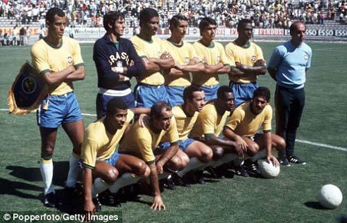 TBN 2012 và Brazil 1970: Ai là số 1? - 1